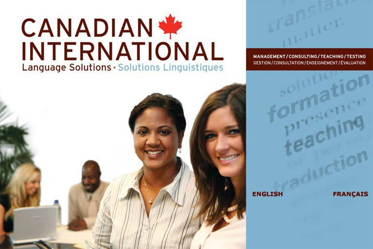Canadian International Language Solutions - Management/Teaching/Consulting/Testing